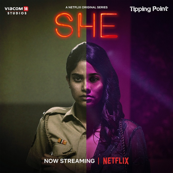 Download Netflix She 2020 (Season 1) All Episodes in 720p