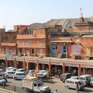 A City in Pink: Jaipur