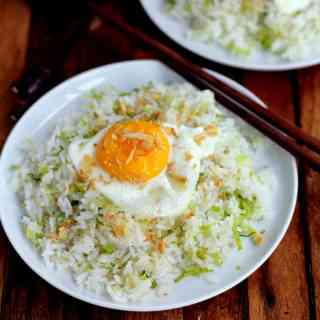 3 Years in Bangkok and Ginger Fried Rice