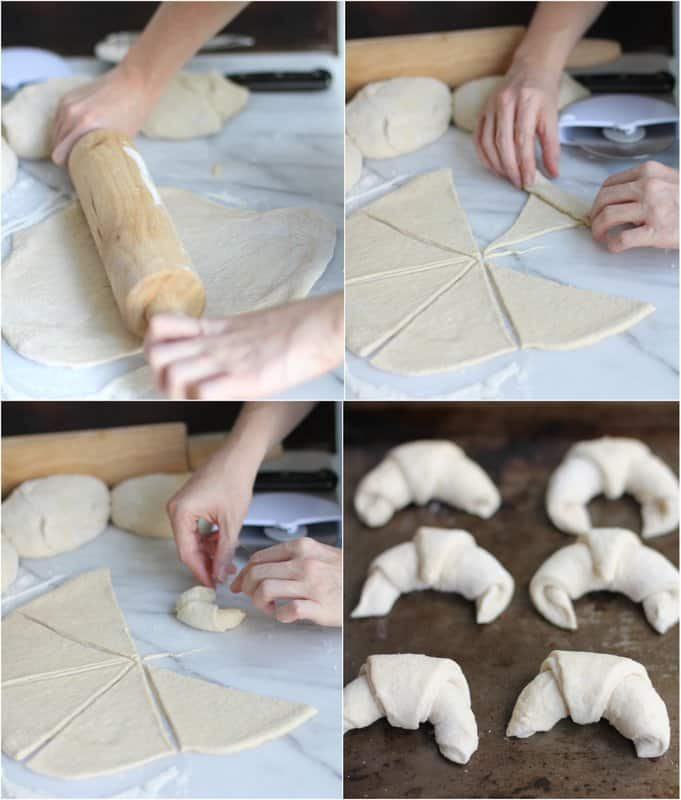 Quick Homemade Crescent Rolls
