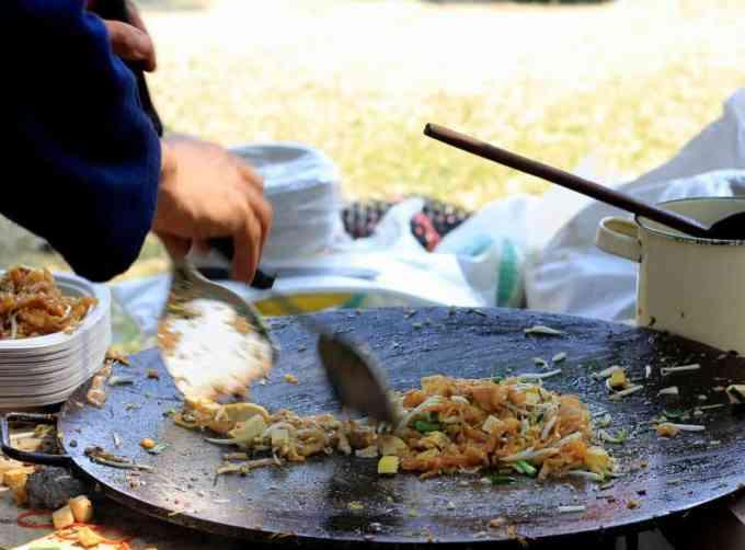 Thailand Tourism Fair_Pad Thai