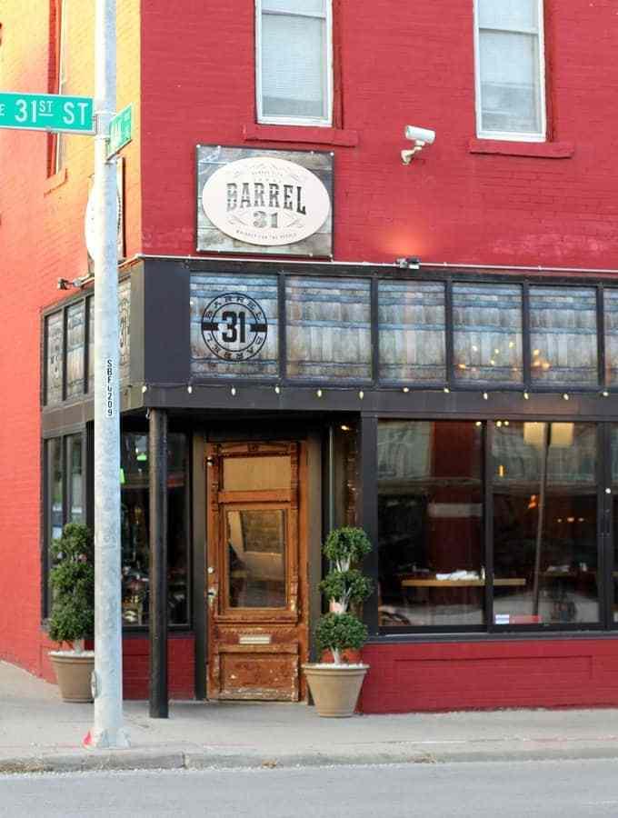 Barrel 31 in Kansas City, Missouri