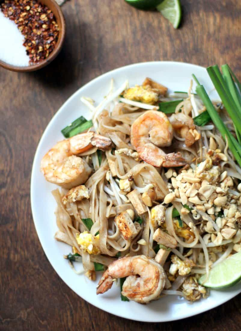 Homemade Pad Thai