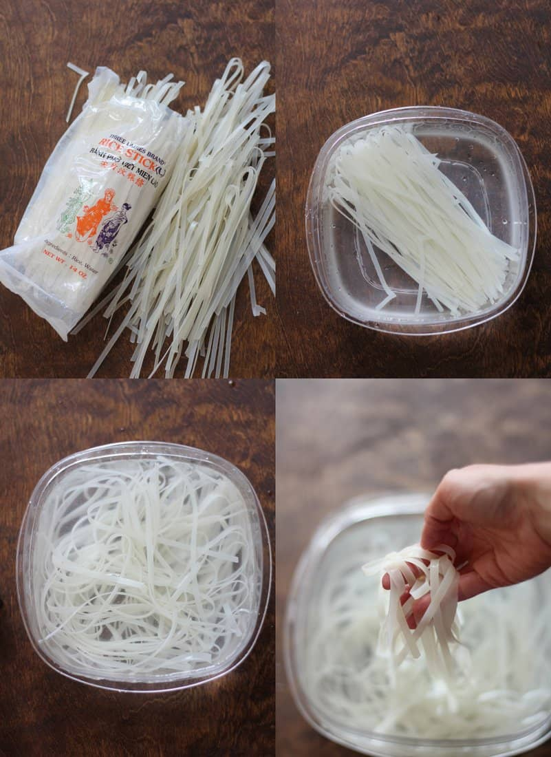 Rice Noodles for Pad Thai