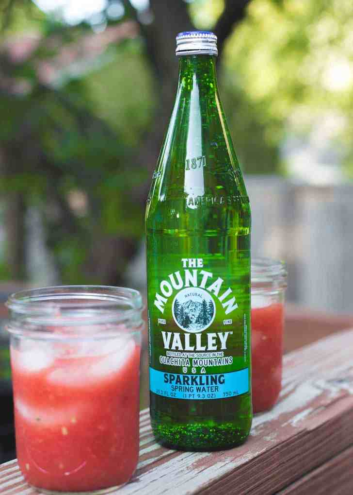 Mountain Valley Spring Water_Watermelon Lime Cooler
