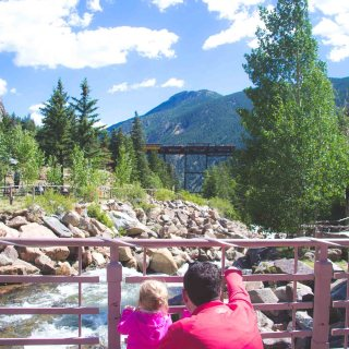 Family Vacation in Breckenridge, Colorado