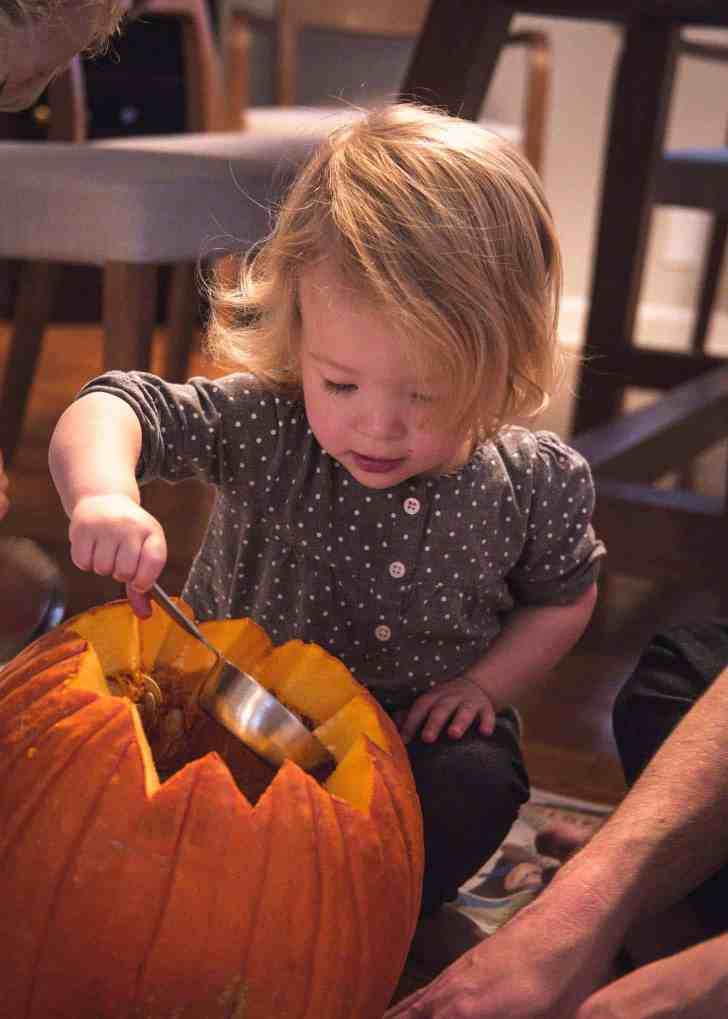Molly_Pumpkin Carving