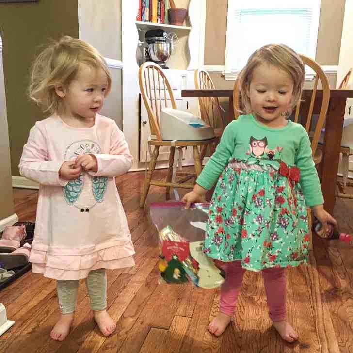 Molly and Clara AM