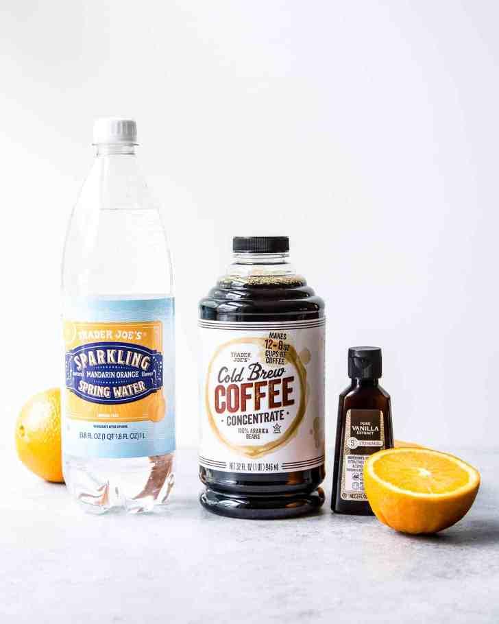 Coffee Spritzer