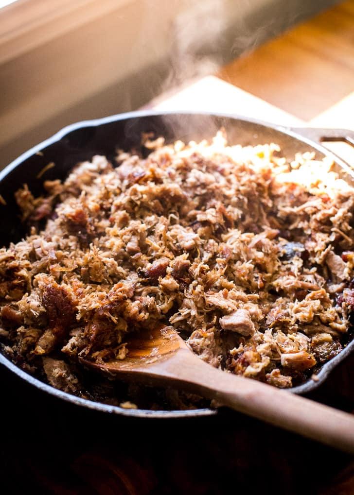 Slow Cooker Crispy Pork