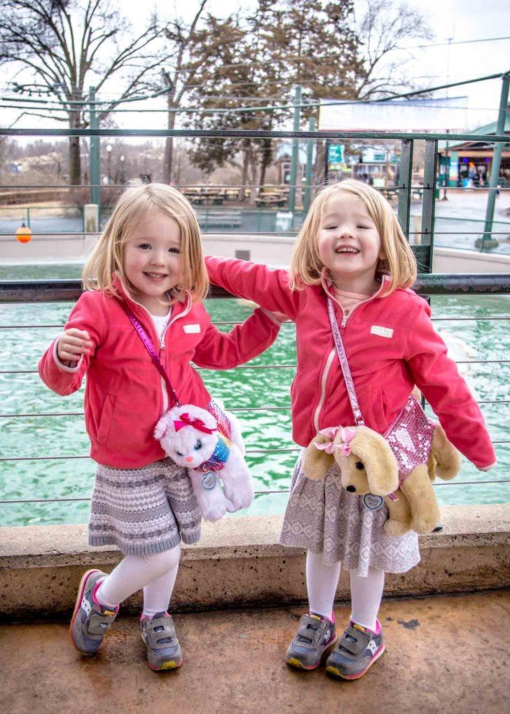 Molly and Clara Zoo