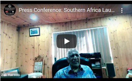 Video: Southern Africa Launch of Inquiry Commission Report
