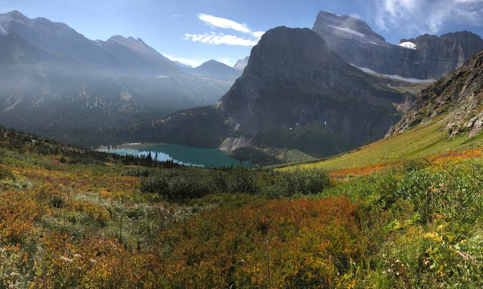 Hiking The Grinnell Glacier Trail In Glacier National Park