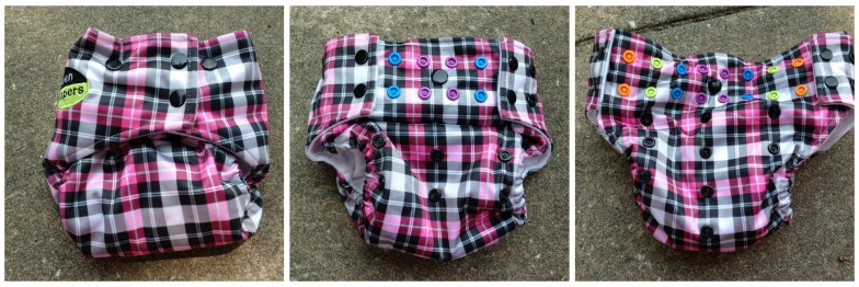 GoGreen Cloth Diapers