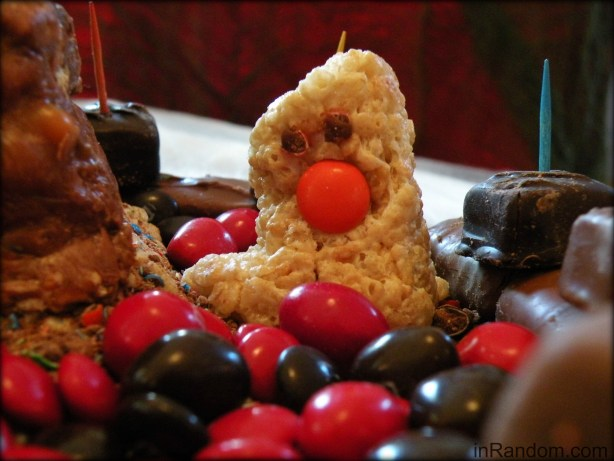 rice krispy ghost #shop