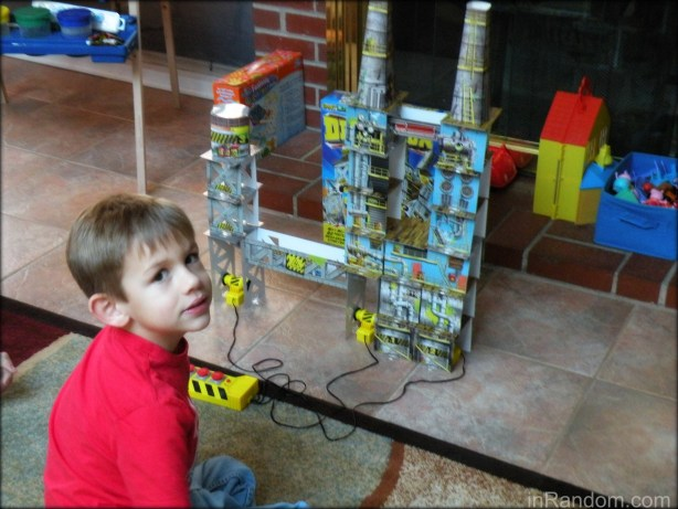 ready for demolition