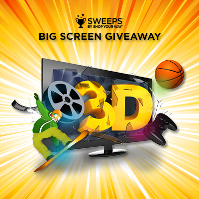 Shop Your Way HDTV Sweeps
