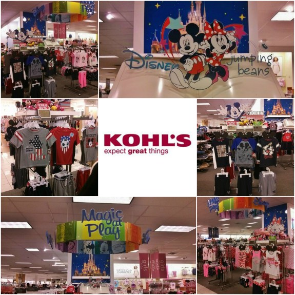 Kohl's #MagicAtPlay