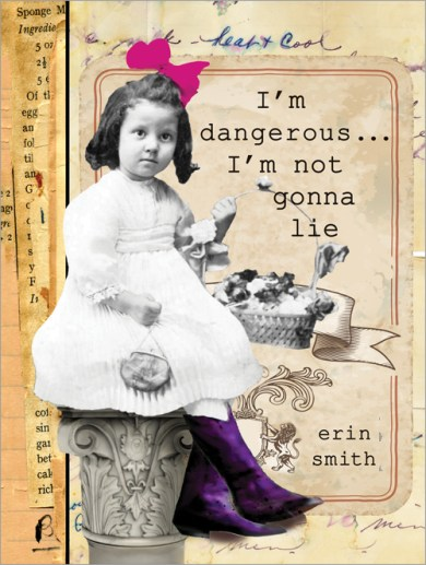 I'm Dangerous I'm Not Gonna Lie Erin Smith