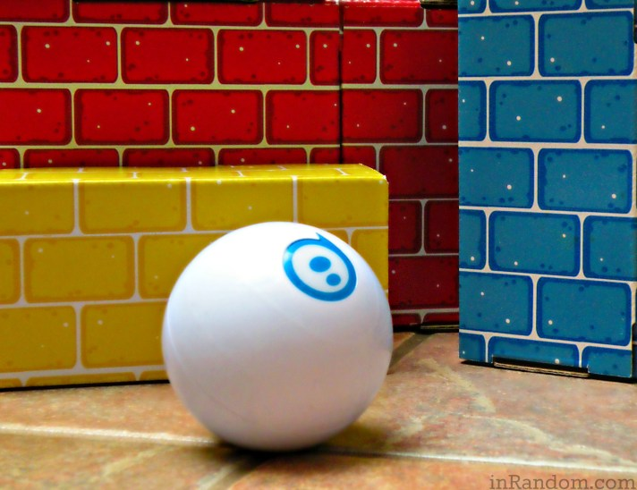 sphero wrecking ball