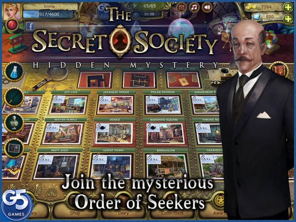 the-secret-society