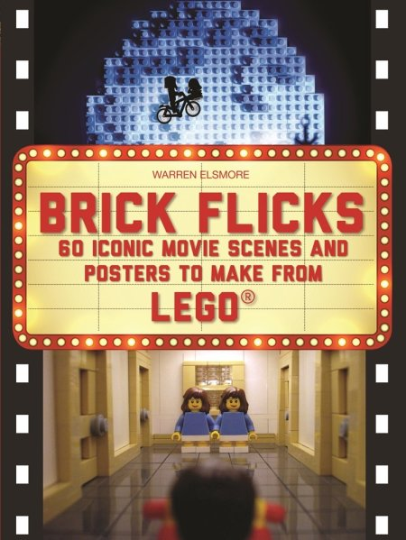 60 Iconic Movie Scenes and Posters to Make from LEGO