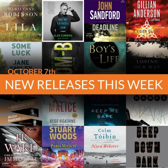 new book releases