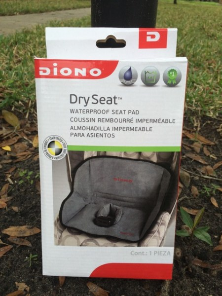 dry seat diono