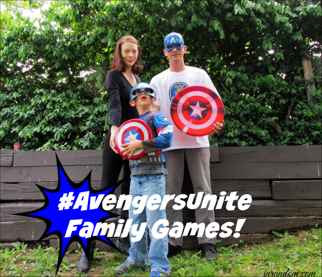 Family #AvengersUnite! #shop