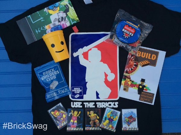 BrickSwag Monthly Subscription Box