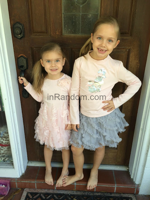 Biscotti and Kate Mack Outfits