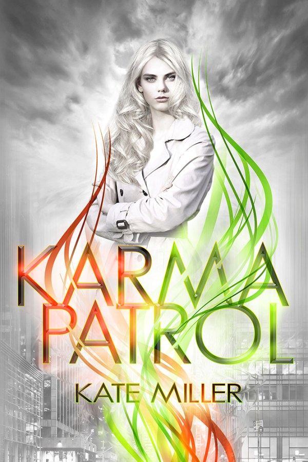 Review of Karma Patrol by Kate Miller