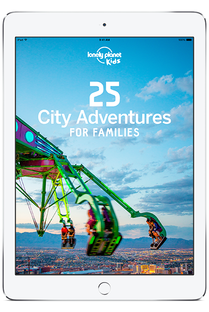 25 City Adventures for Families ebook