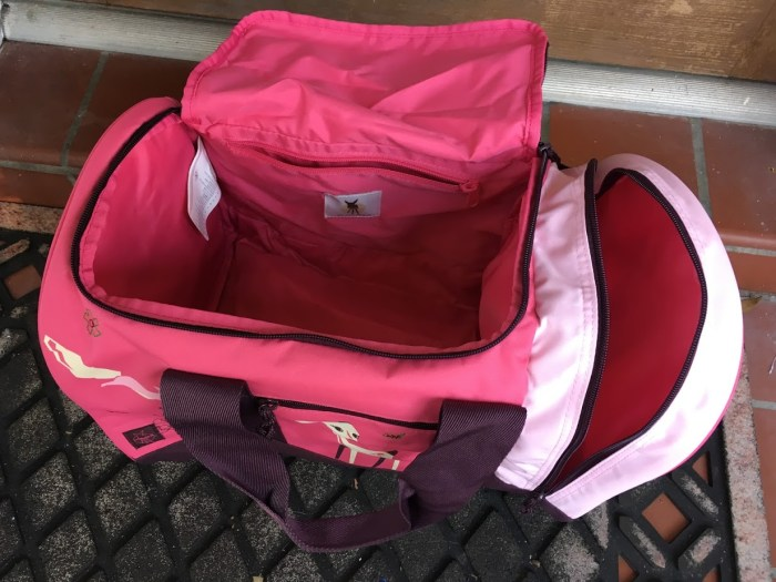 Kids Can Travel in Style With a Lassig Mini Duffle Bag