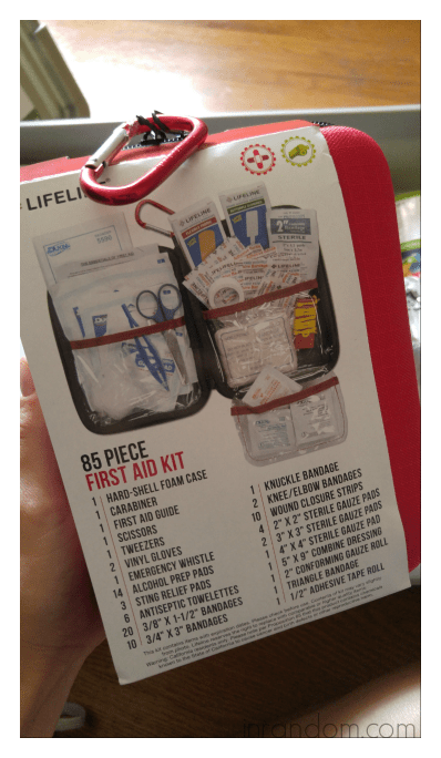 Premium First Aid Kit for Emergency Kit