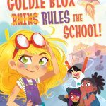 Fun New Chapter Book Series for Ages 6-9: Goldie Blox
