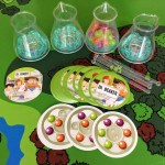 Dr. Beaker is the Fast Paced Board Game Using Logic & Scientific Elements