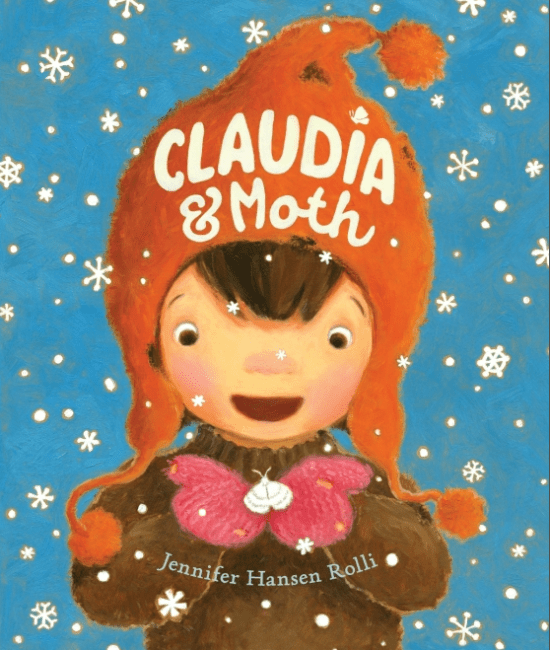 Claudia & Moth By Jennifer Hansen Rolli