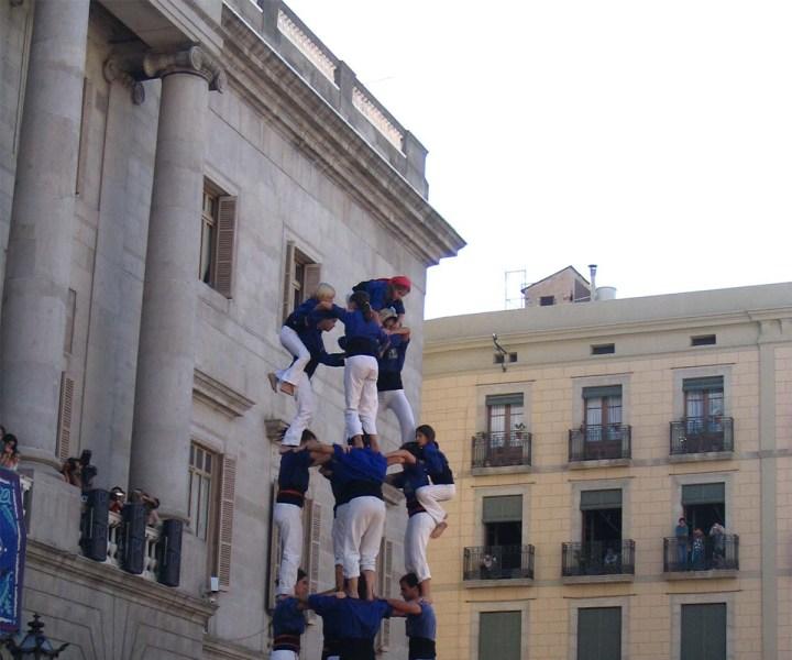 La Mercè, «festa major» de Barcelone