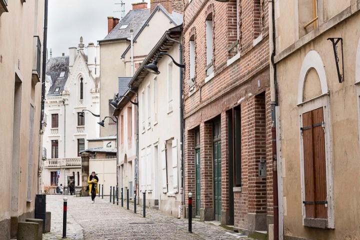 Rennes, passage des Carmélites