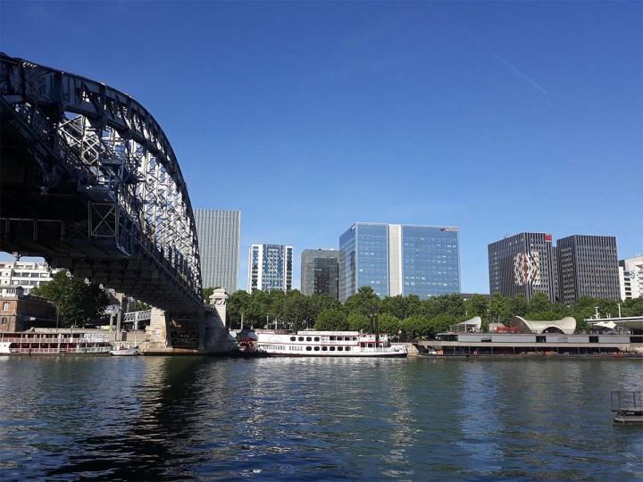 Paris entre en Seine