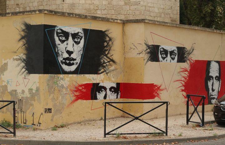 Street art à Arles