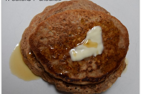 Weekend Pancakes Recipe: Michael Smith's Family Meals
