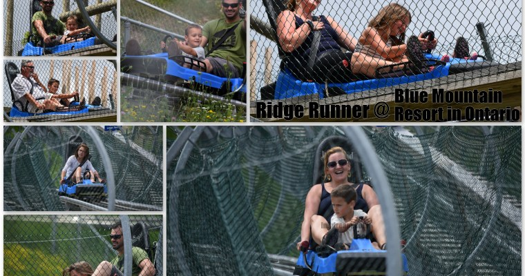 Family Summer Adventure: Blue Mountain Resort Ontario #BiggerBlue