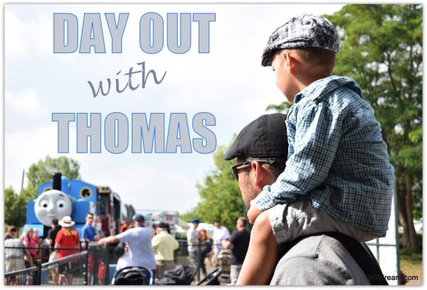 Day out with Thomas St Thomas Ontario
