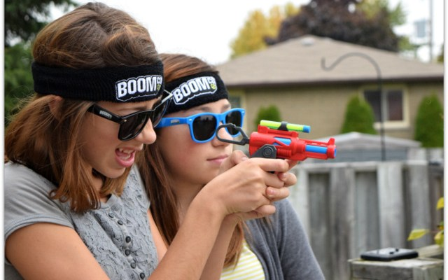 Adrenaline-fueled fun: BOOMco Blasters in Review