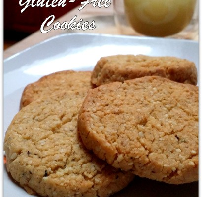 Healthified Browned Butter Cookies – Sugar-Free & Gluten-Free #GayLeaMom