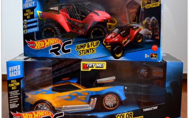 Boys Nice List: Two Super Cool Hot Wheels R/C Reviews