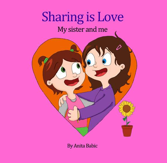 Sharing is Love – My Sister and Me – Children Book Review