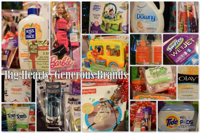 Mountain of Toy Donations Kawartha Lakes Ontario